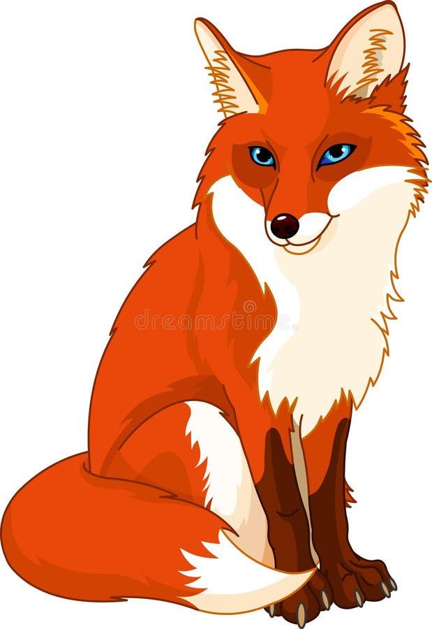 逗人喜爱的狐狸
