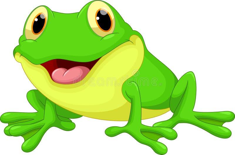 逗人喜爱的青蛙动画片