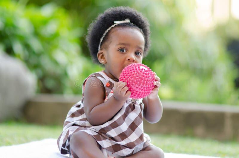 逗人喜爱的婴孩 库存照片