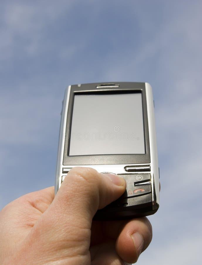 通信装置 库存图片