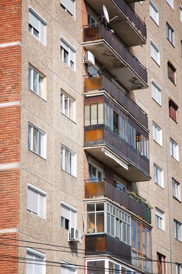 通用公寓 免版税库存照片