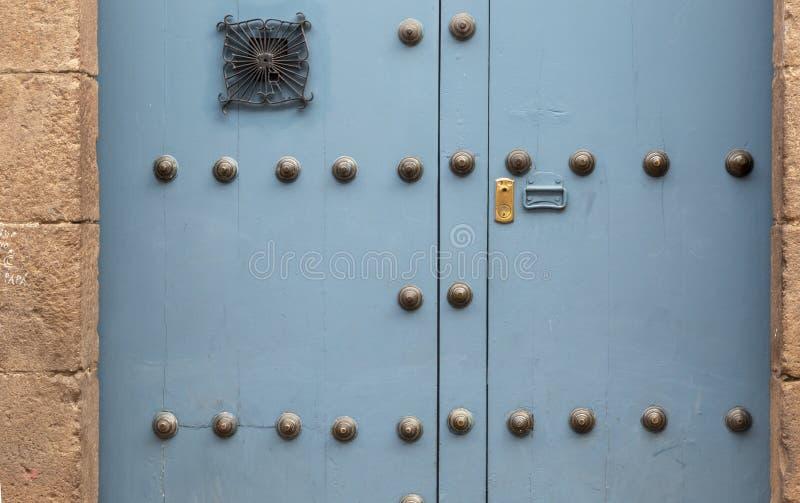 通道门环,库斯科,秘鲁 免版税图库摄影