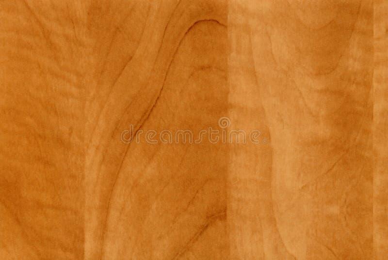 通配木的接近的梨纹理 库存图片