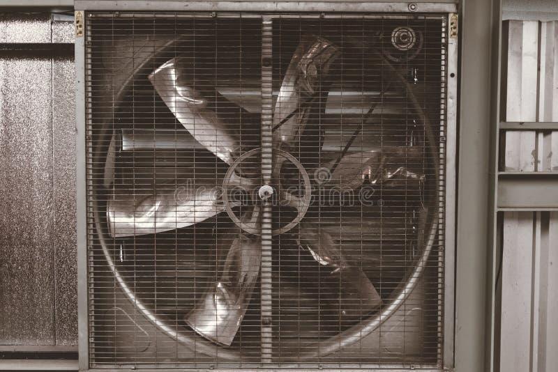 通风设备大 免版税图库摄影