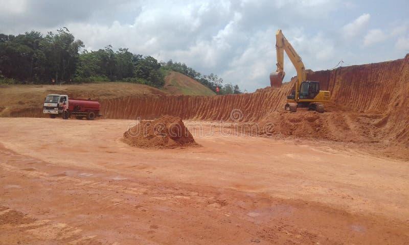 建造场所在斯里兰卡 库存图片
