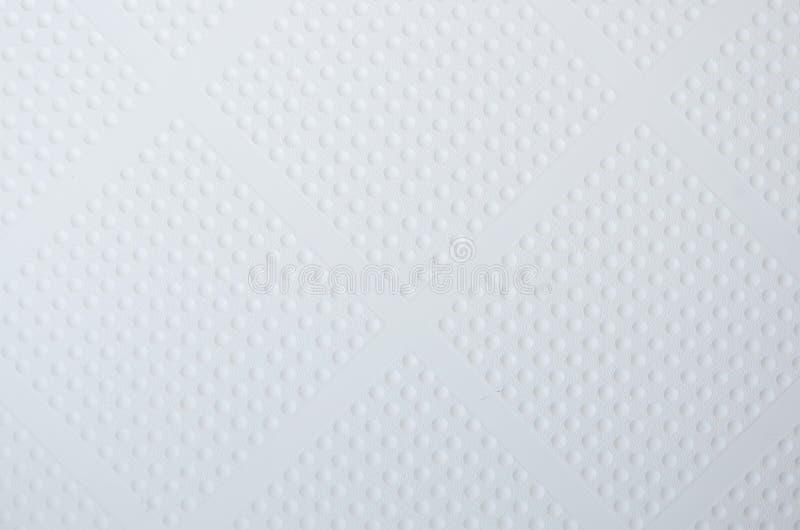 仿造天花板石膏板料 免版税库存照片