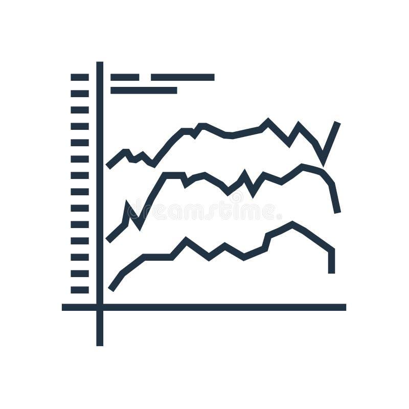 逻辑分析方法在白色背景隔绝的象传染媒介,逻辑分析方法标志 库存例证