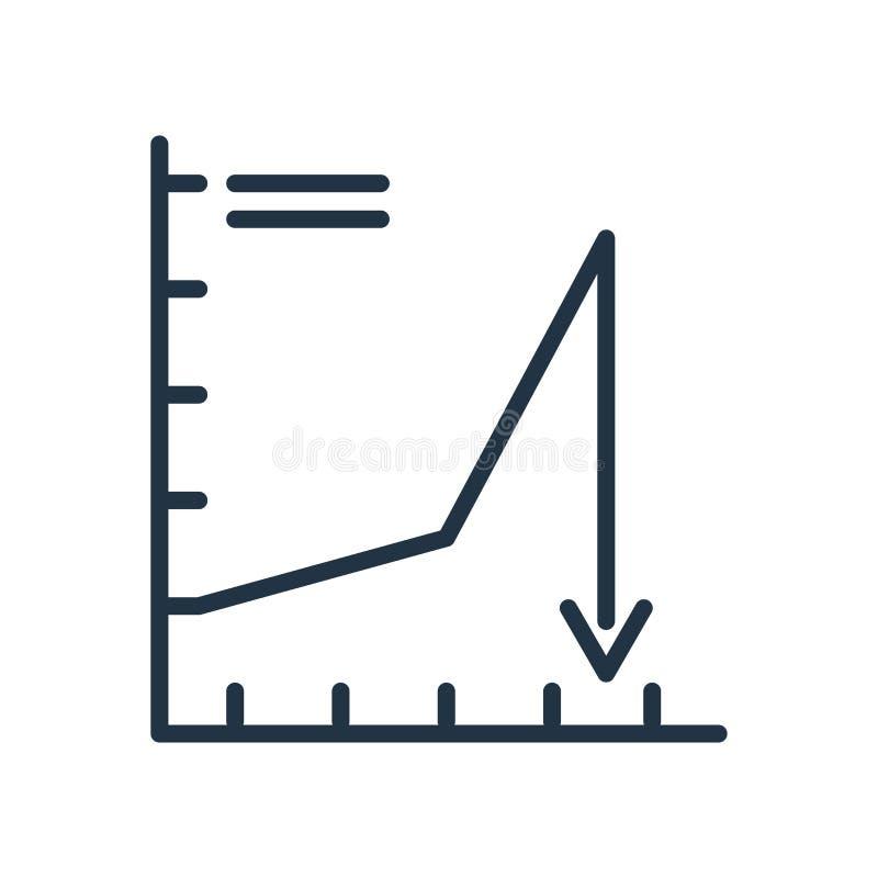 逻辑分析方法在白色背景隔绝的象传染媒介,逻辑分析方法si 库存例证