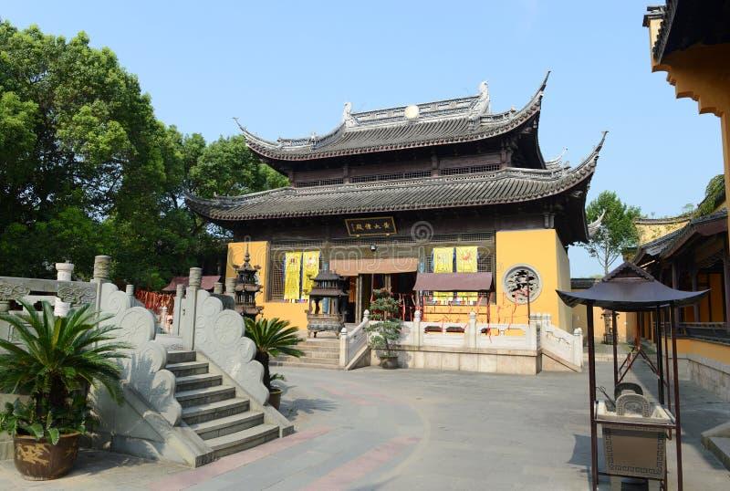 道教中国寺庙  库存图片