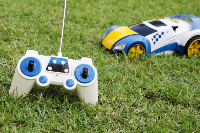 遥控玩具汽车 免版税库存照片