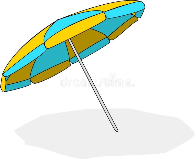 遮阳伞 免版税库存照片
