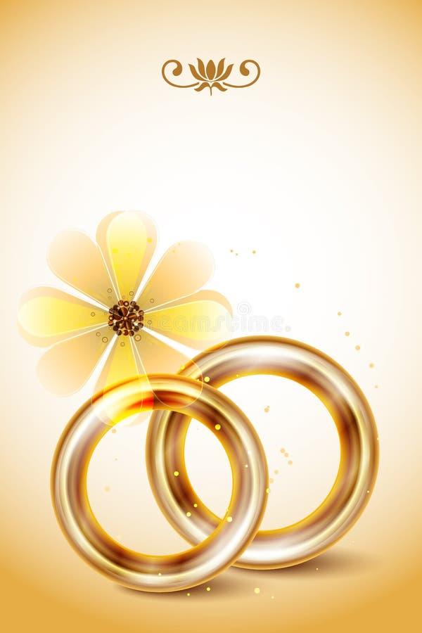邀请婚礼 皇族释放例证
