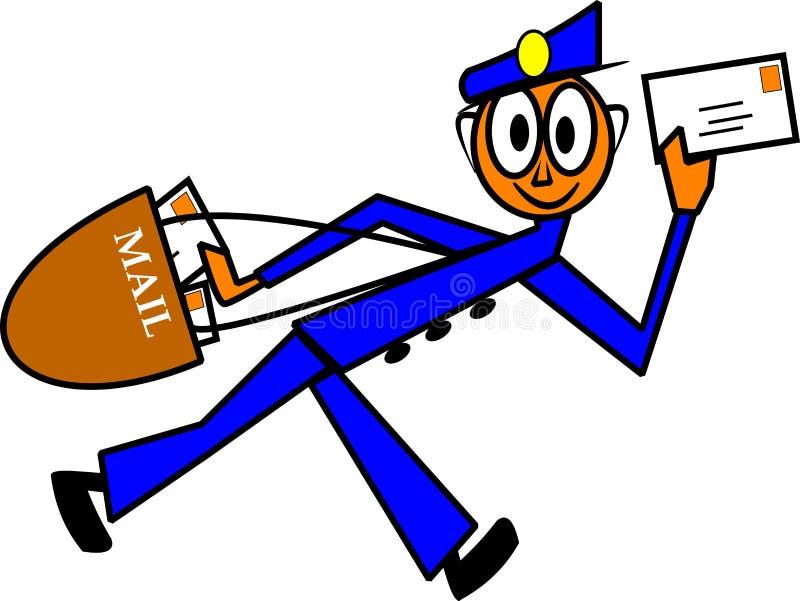 Download 邮件人 向量例证. 插画 包括有 运载, 重要, 草图, 邀请, 邮递员, 幽默, 大袋, 邮政, 动画片 - 22352474