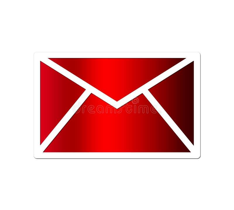 邮件技术支持 库存例证