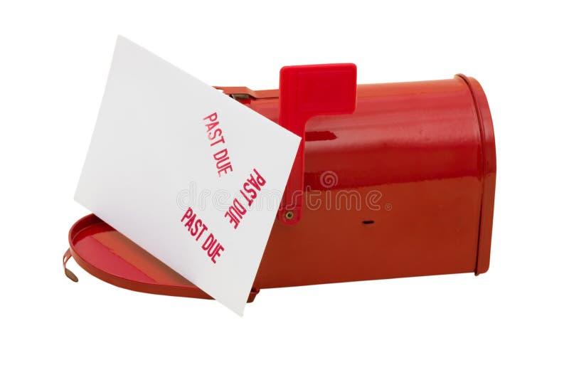 邮箱 免版税库存照片
