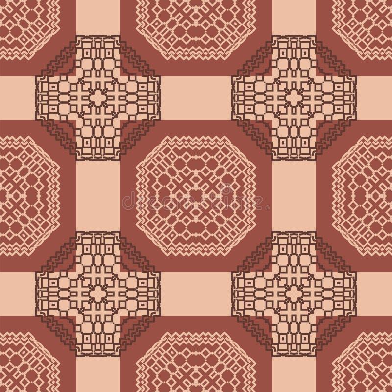 Download 部族抽象无缝的样式 向量例证. 插画 包括有 织品, 坛场, 种族, 几何, 设计, 葡萄酒, 模式, 艺术 - 72357167