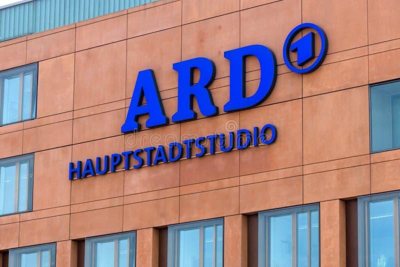总部- ARD 库存照片