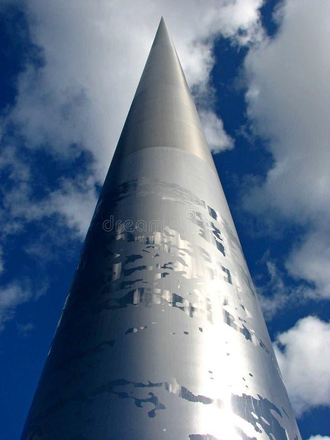 都伯林,爱尔兰尖顶  免版税库存图片