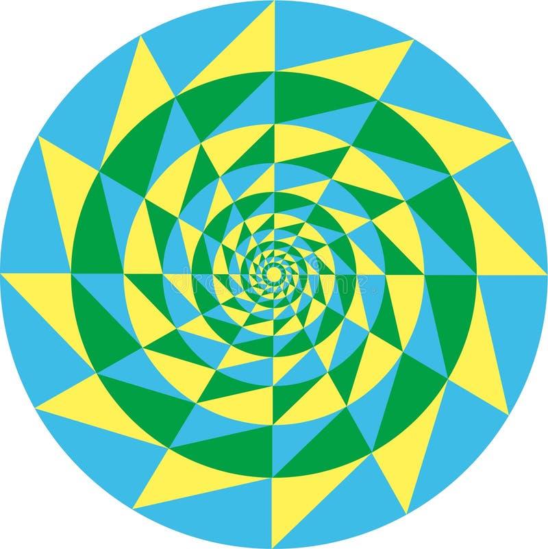 Download 都市的deco 库存例证. 插画 包括有 概念, 来回, 重复, 蓝色, 空转, 几何, 图象, 模式, 徽标 - 192807