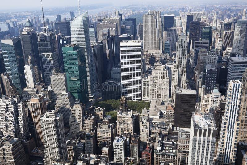都市风景曼哈顿纽约 库存图片