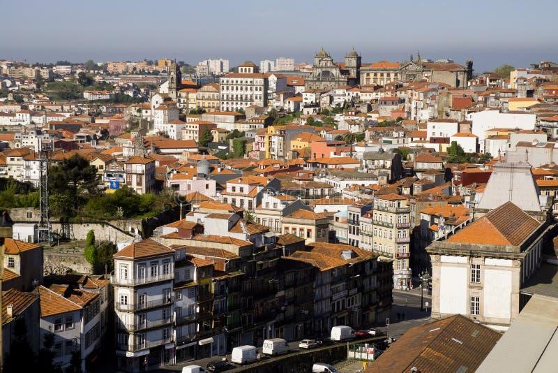 都市风景波尔图葡萄牙 图库摄影