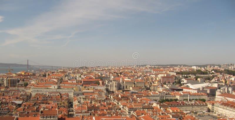 都市风景西班牙语 库存照片