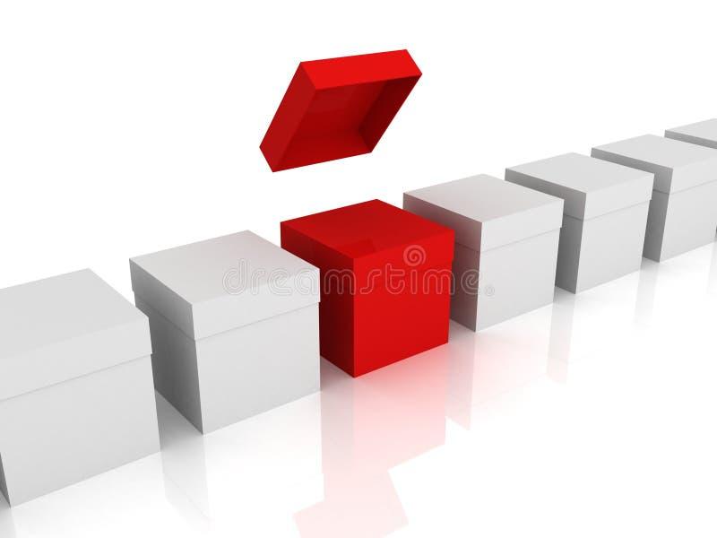 Download 配件箱云彩红色立场 库存例证. 插画 包括有 想法, 创造性, 盖子, 云彩, 概念, 圣诞节, 概念性 - 22350805