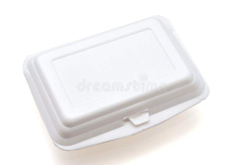 配件箱快餐 图库摄影