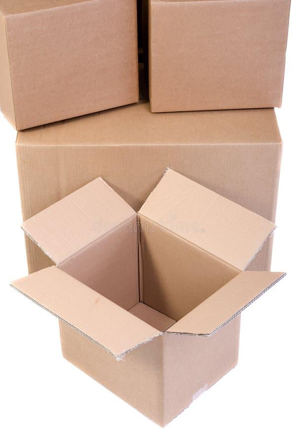 配件箱移动 免版税库存照片
