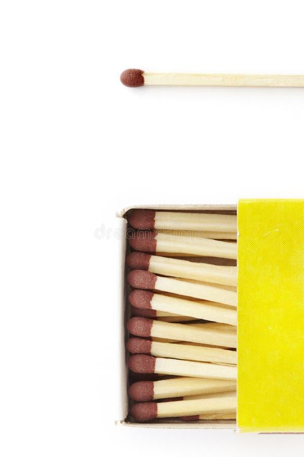 配件箱符合符合 免版税库存照片