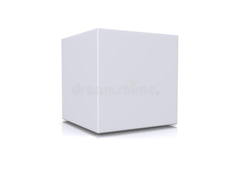 配件箱 向量例证