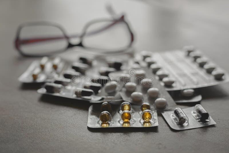 配药药剂 免版税库存照片