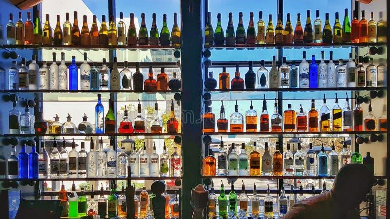 酒吧精神 库存图片