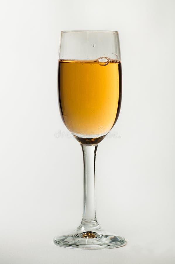 酒杯 库存图片