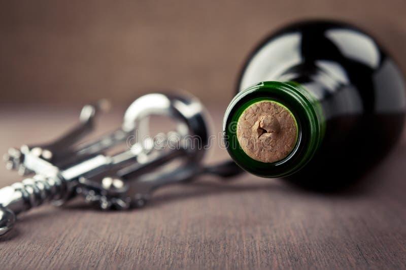 酒瓶 库存照片