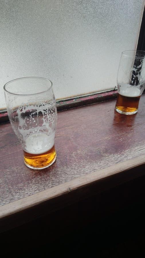 酒精啤酒饮料 图库摄影