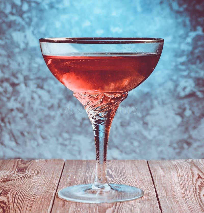 酒精酒杯 库存图片