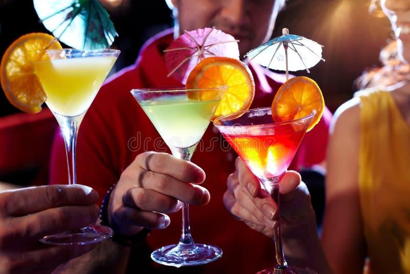 酒精饮料 免版税库存图片