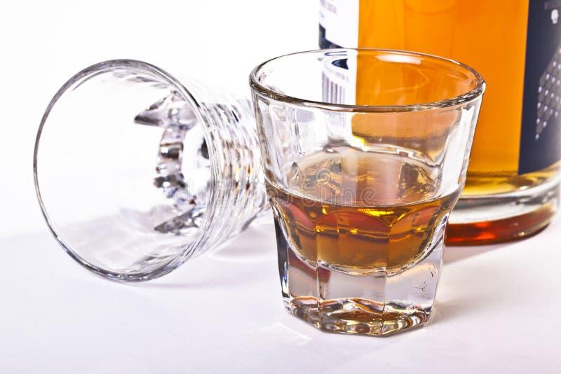 酒精 免版税库存照片