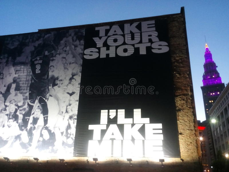 采取您的射击- I ` ll采取我的 图库摄影