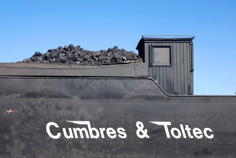 采煤科罗拉多重创的里约培训 免版税库存照片