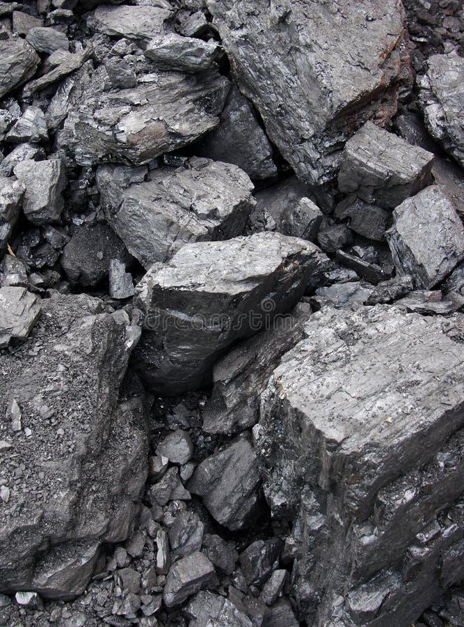 采煤 免版税库存照片