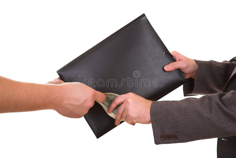 采购的文件夹 库存图片