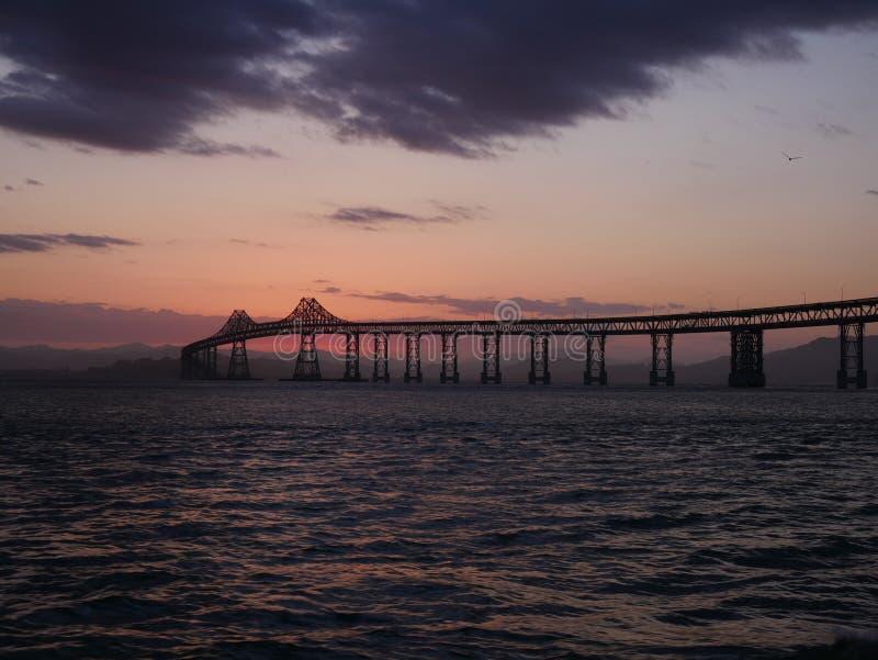 里士满San Rafael桥梁 免版税库存图片