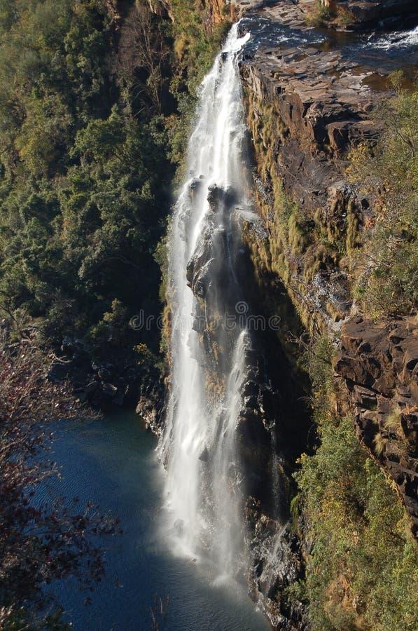 里斯本瀑布 库存照片
