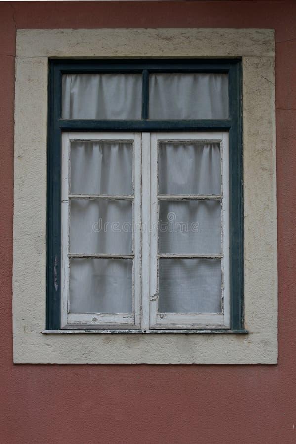 里斯本窗口 库存图片