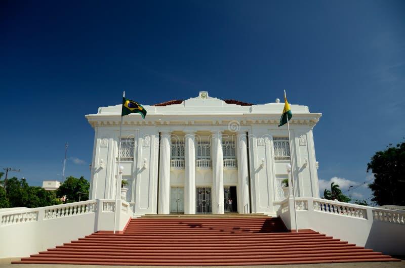 里约布兰科 免版税库存照片
