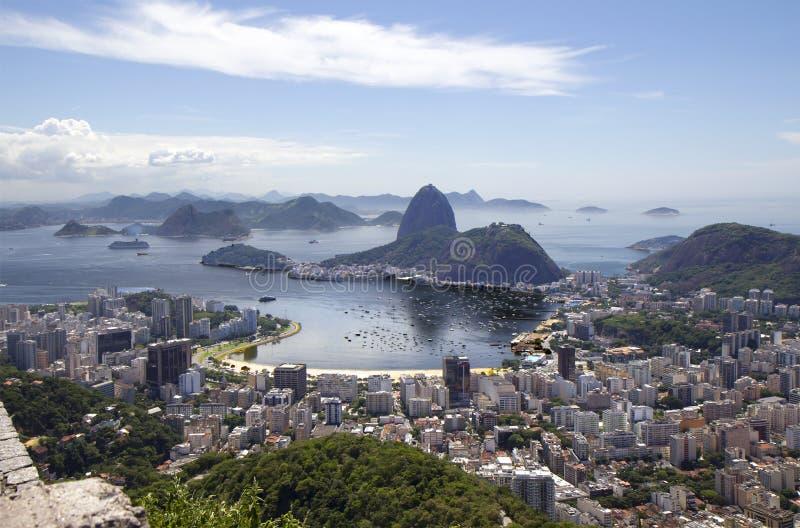 里约热内卢。 免版税库存照片
