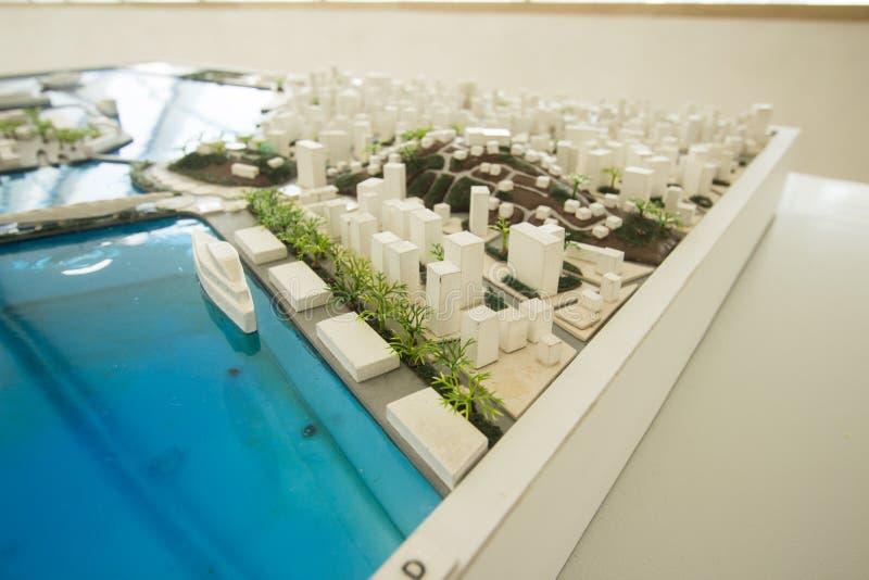 里约热内卢模型  图库摄影