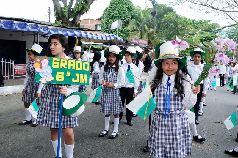 里维拉-哥伦比亚 免版税库存图片
